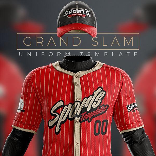 Mlb Baseball Jersey Amp Uniform Builder Template