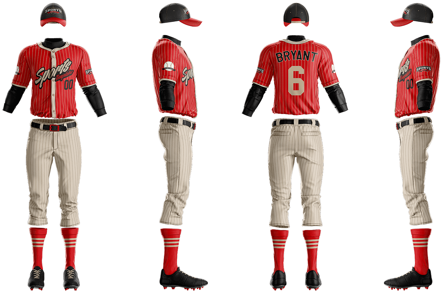 Team baseball uniform sexy dance for Softball uniform design templates