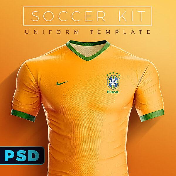 bf45ca6872b Goal Soccer kit Template – Sports Templates
