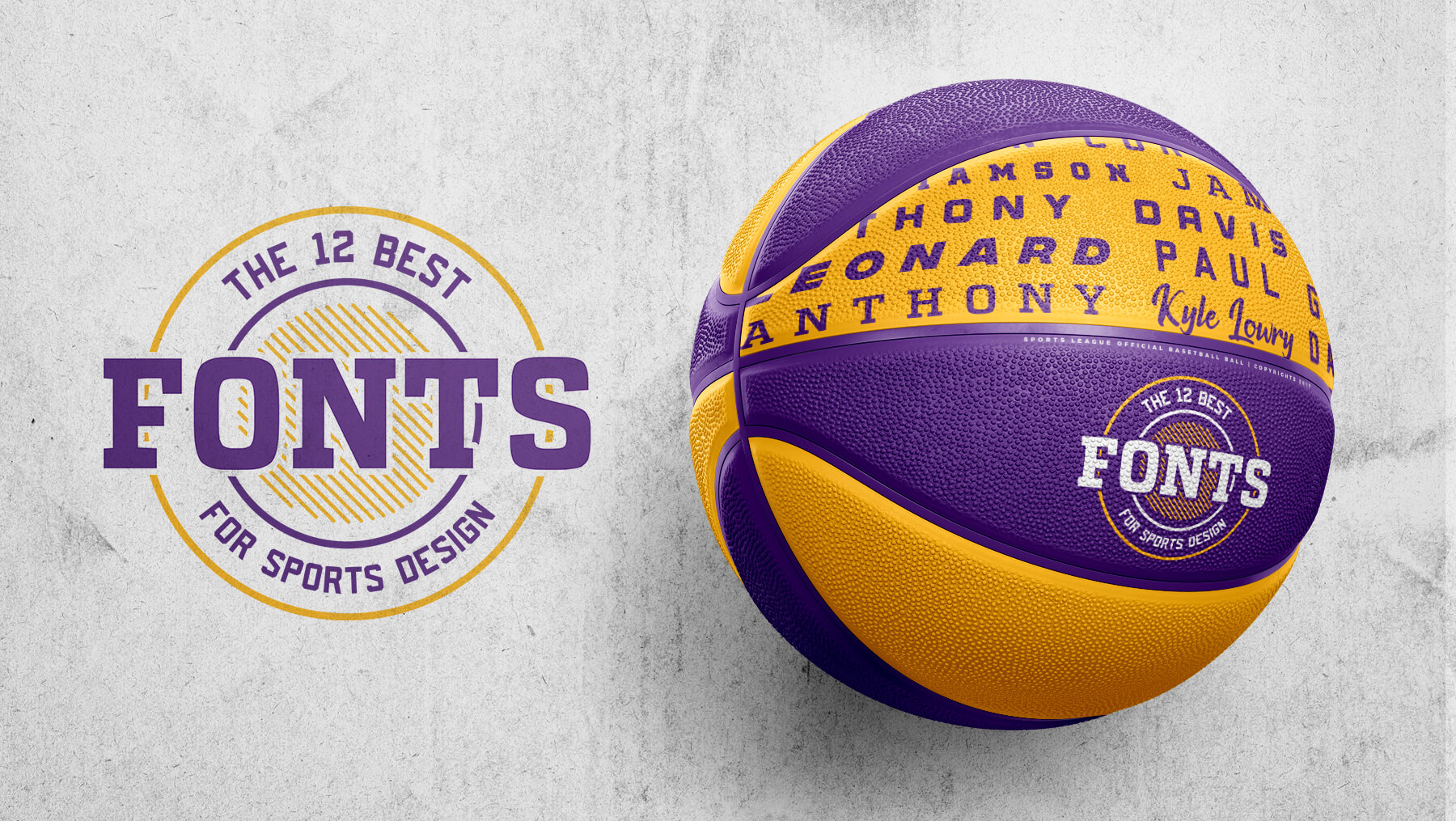 The 12 Best Fonts For Sports Designers Sports Templates