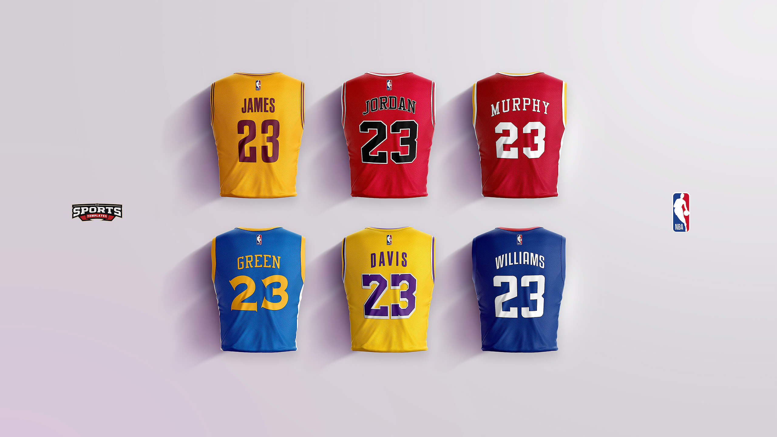 The 6 Best NBA Players to Wear the Number 23 – Sports Templates